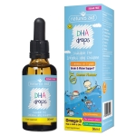 Natures Aid DHA (Omega-3) Mini Drops for Infants & Children 50ml