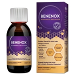Natures Aid Benenox Overnight Recharge Lemon & Ginger 135ml