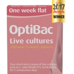 OptiBac One Week Flat 7 Sachets