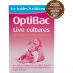 OptiBac For Babies & Children 10 Sachets