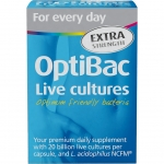 OptiBac Every Day EXTRA 30 Capsules