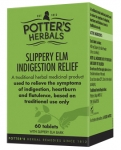 Potter's Slippery Elm Indigestion Relief 60 Tablets