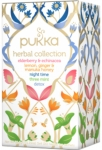 Pukka Herbal Collection 20 Sachets