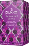 Pukka Blackcurrant Beauty 20 Tea Sachets