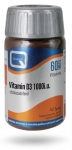 Quest Vitamin D3 1000i.u. 180 Tablets