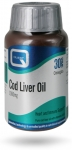 Quest Cod Liver Oil 1000mg 30 Capsules