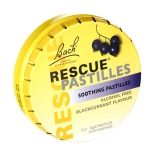 Rescue Pastilles Blackcurrant 50g