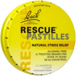 Rescue Pastilles Orange & Elderflower 50g
