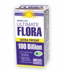 Renew Life Ultimate Flora Ultra Potent 30 Capsules