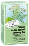 Floradix Anise-Fennel-Caraway Herbal 15 Teabags