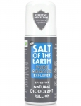 Salt Of The Earth Pure Armour Explorer Natural Roll On Deodorant 75ml