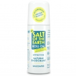 Salt Of the Earth Unscented Roll-On 75ml