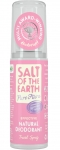 Salt Of The Earth Pure Aura Lavender & Vanilla Natural Deodorant Spray 50ml
