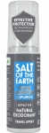 Salt Of The Earth Pure Armour Explorer Natural Deodorant Spray 50ml