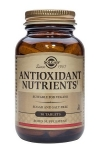 Solgar Antioxidant Nutrient 50 Tablets