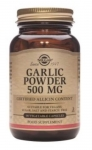 Solgar Garlic Powder 500mg 90 Capsules