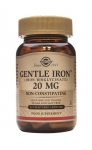 Solgar Gentle Iron 20mg 90 Capsules