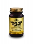 Solgar Grape Seed Extract 100mg 30 Capsules