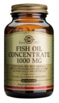 Solgar Fish Oil Concentrate 1000mg 120 Softgels