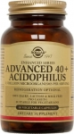 Solgar Advanced 40+ Acidophilus 120 Capsules