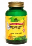Solgar Elderberry Extract 60 Capsules