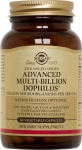 Solgar Advanced Multi-Billion Dophilus 120 Capsules