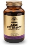 Solgar Super Acai Extract 150mg 50 Softgels