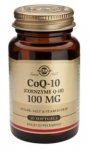 Solgar Co-Q10 100mg 30 Softgels