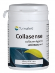 Springfield Collasense Undenatured Collagen Type II 40mg - 60 Capsules