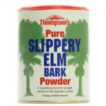 Thompsons Slippery Elm Bark Powder 100g