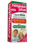 Vitabiotics Feroglobin Plus Liquid 200ml
