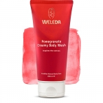 Weleda Pomegranate Creamy Body Wash 200ml