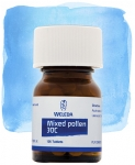 Weleda Mixed Pollen 125 Tablets